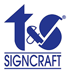 T & S Signcraft Logo